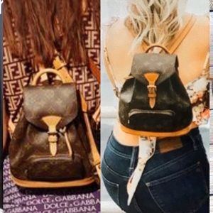 FIRM ‼️BACKPACK DISCONTINUED LOUIS VUITTON
